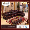 Hot Sale Leather Sofa Living Room