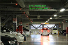 intelligent car parking space finder system for basement garage
