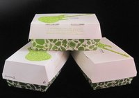 Paper Chicken Packing Food Container/ Deli box/ Chicken Box