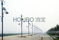 HOMBO LED Garden Light 5 years guarantee above 8-12 hours long working time CE RoHS
