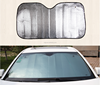 Double bubbles Car Sunshade cover