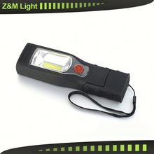 3W COB working light Z&M 3.7V 2200MA Li-battery single row 30w led light bar for off road