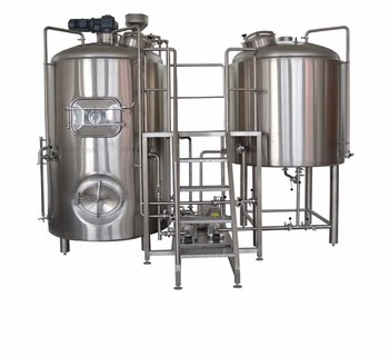 500L mini beer brewery processing machinery for IPA