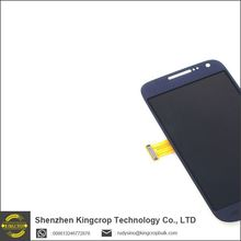 Kingcrop Best quality lcd for samsung galaxy s4 mini i9190 i9192 i9195 lcd display touch screen digitizer factory sales