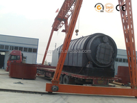 Free installation used plastic refinery to diesel plant