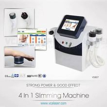 Newest Generation Ultrasonic Rf Cavitation Slimming Machine