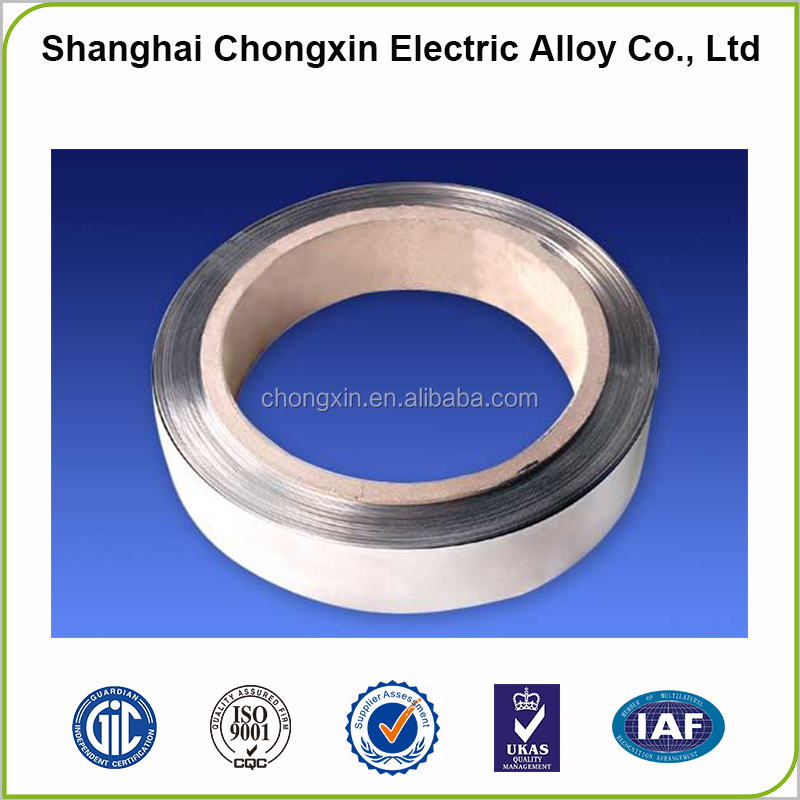 Electric wire best price pure nickel heating flat strip for battery