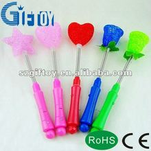 flashing stick light wand for party