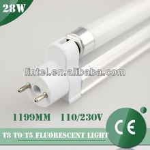 t5 28w t5 40w circular fluorescent tube with CE list Factory direct sales
