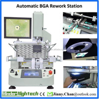 Automatic Optical Alignment Gpu Wii Ps4 Bga Chip Soldering Desoldering Station