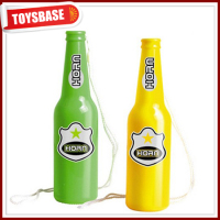 2014 New Designed Bottle Horn,Plastic Drinking Horn