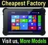 Cheapest Factory 7 inch 8 inch 10 inch 4G Android or win10 rugged Tablets pc IP68 ip67 many model for your project
