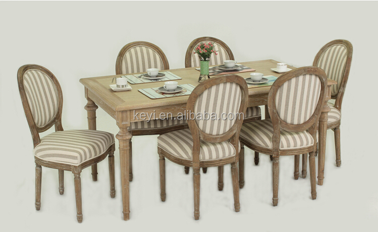 Hotel room furniture antique armless wooden chair/wood design dining chair(CH-211-OAK)