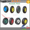 14 inches Pneumatic Wheelbarrow Wheel and Tyre 3.50 4.00 - 8