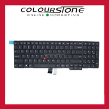 Laptop Keyboard For Lenovo IBM THINKPAD T540 T540P W540 E531 E540 L540 US Black With Frame Keyboard With Finger Point
