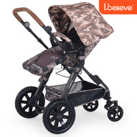 EN1888 Multifunctional Baby Sleep Swing Strollers