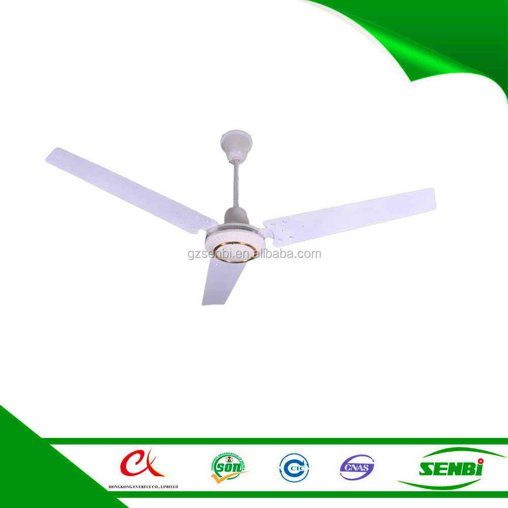 12 volt dc 56 inch high rpm motor orient solar ceiling fan with remote control