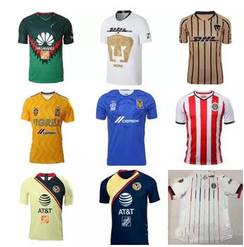 Top Thailand Quality 2017 2018 Mexico Club Soccer Jersey