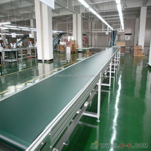 Automatic assembly belt conveyor production line