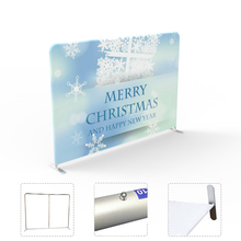 Portable Backdrop Manufacturer 10ft Tension Fabric Tube Fast Show Display