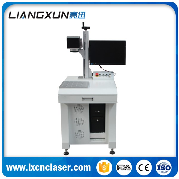 Hot Sale 10W 20W 30W portable fiber laser marking machine for metal plastic
