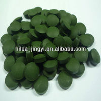 Nutraceuticals Health Food Spirulina Chlorella mixed tablet