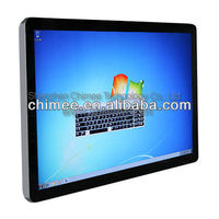 26'' LCD multi touch all in one indoor(D525,i3,i5,i7)