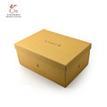 Custom Paper Shoe Boxes Packaging Corrugated Board