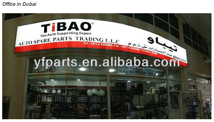 TiBAO High Quality Air Filter OEM 1F0129620