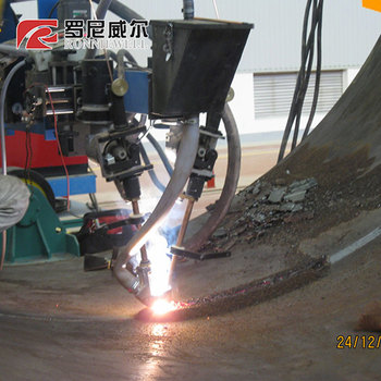 Hot Selling auto industrial welding pipe manipulator