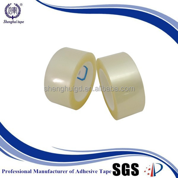 quiet BOPP package adhesive tape products