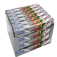 bulk household aluminum foil for chocolate wrapping certified by FDA SGS