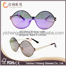 2016 OEM Slap-up Metal sunglasses with 0 base