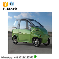 2016 New EEC Approved 2 Seat Electric Cars Made in China for sale