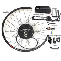 Mac ebike conversion kit with battery