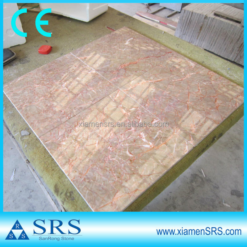 China natural marble flooring types for hotels