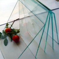 1.8mm clear sheet glass/cutting glass to small size