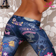 HOT girls leggings online,skinny ladies leggings with printing