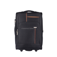 2015 latest two wheels oxford luggage