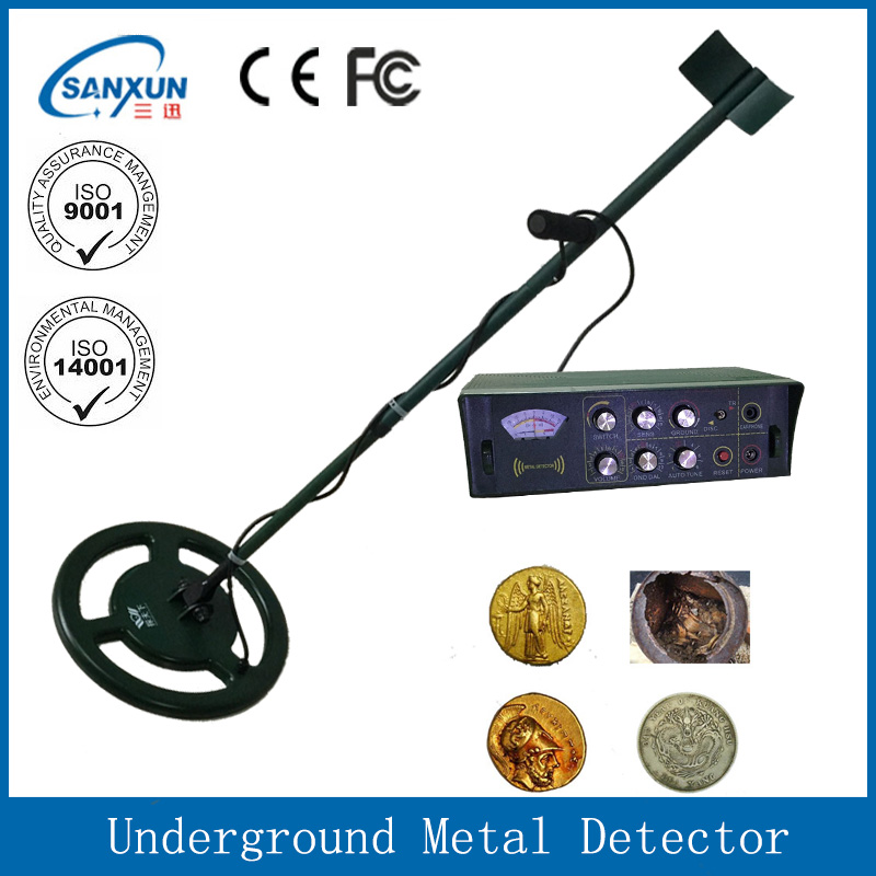 diamond metal detector