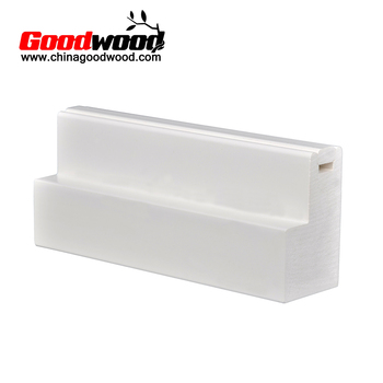 Fire Retardant Extrusive PVC Plantation Shutter Components from China