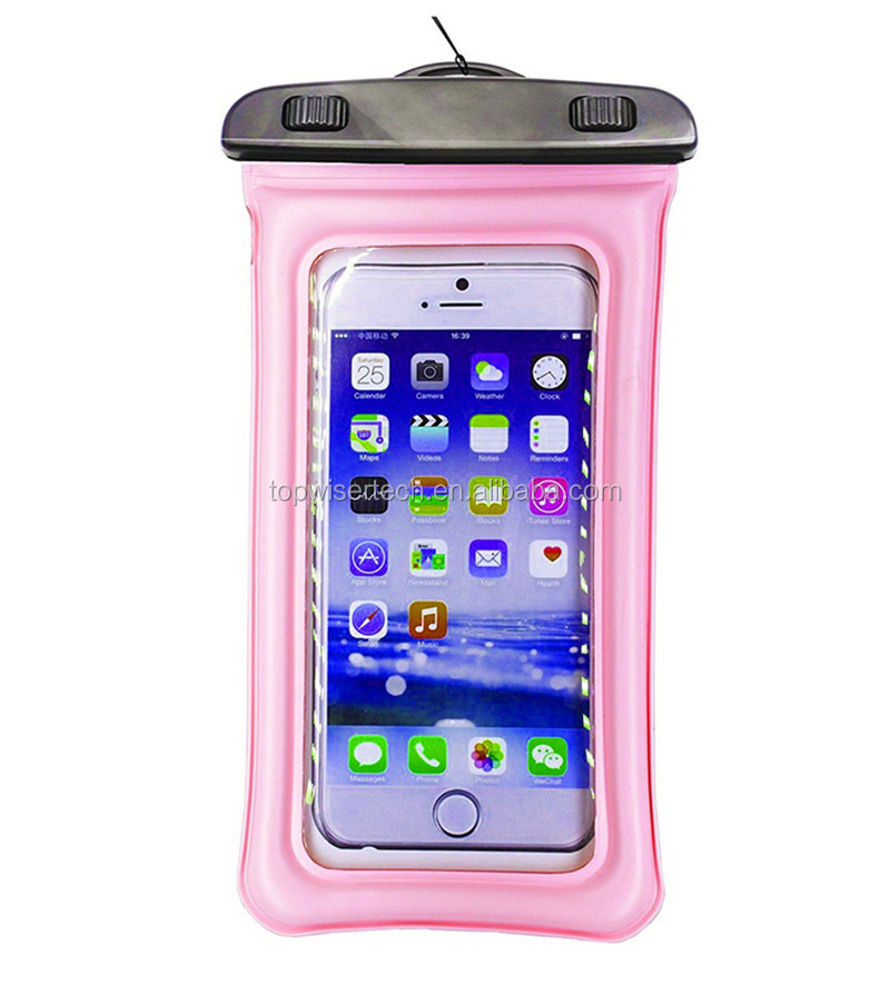 Waterproof Phone Bag for Swimming Diving, Waterproof Mobile Phone Case Cover for Smartphone