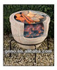 Fashion outdoor clay bbq grill