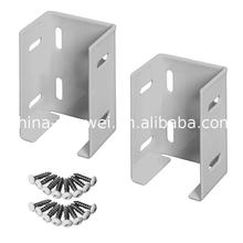 China Professional Factory Custom Steel Brackets For Timber / U Shaped