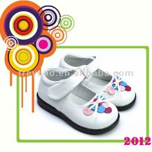 2012 New shoes for kids PB-8017WH