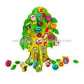 Wooden beaded toys educational toys