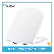 Newest Style Quick Release Soft Close Square Toilet Seat