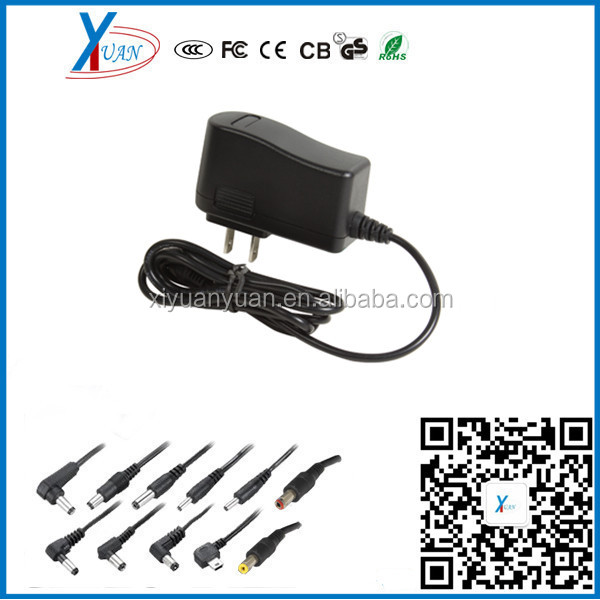 24v 0.75a power adapter power supply 12v 2a 2amp 650ma 18-24W