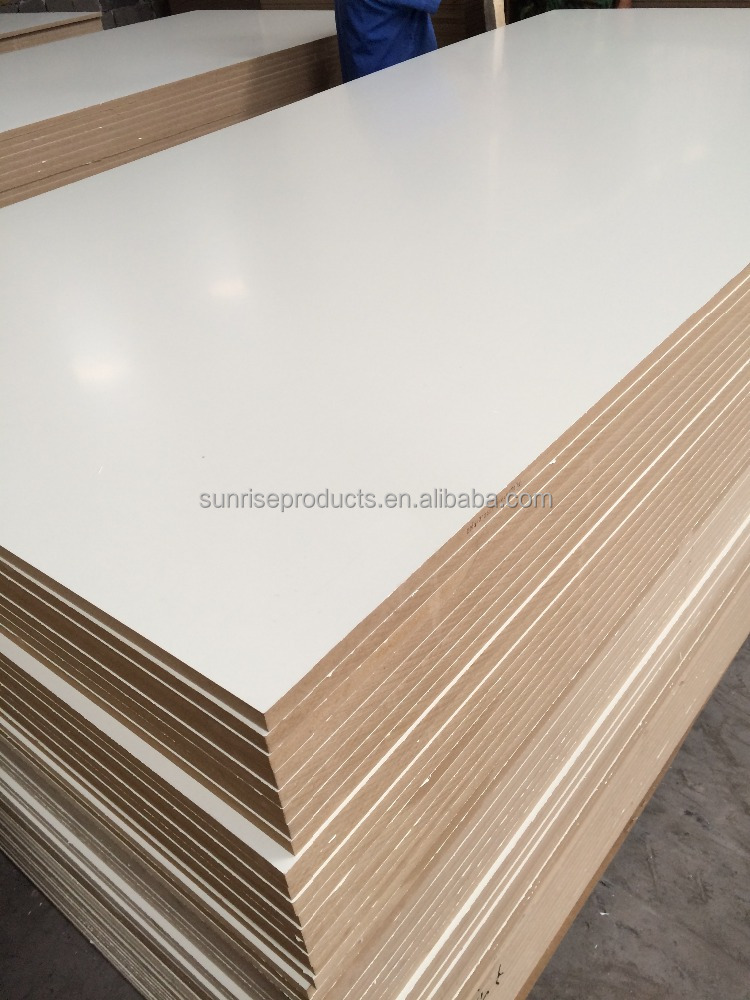 Laminated Mdf Board Suppliers ~ Warm white melamine laminated mdf board buy