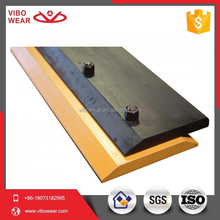 High Quality loader Spare Parts Cutting Edges for Heavy equipment